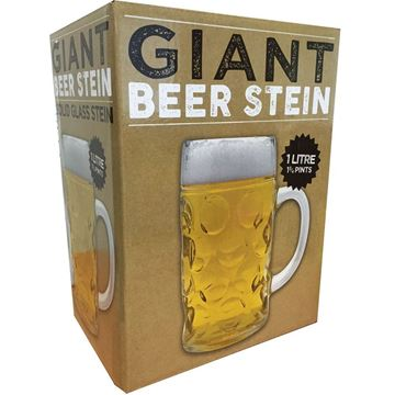 Picture of Giant beer stein