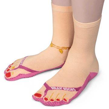 Picture of Flip flop socks
