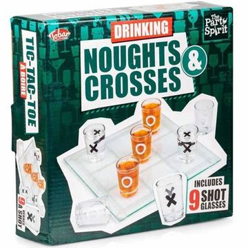 Picture of Drinking noughts & crosses