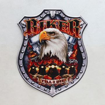 Picture of Biker sign