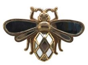 Picture of Bee wall decor small